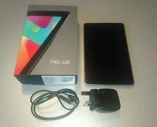 Nexus 7 Tablet (1st Generation) 32GB, Wi-Fi, 7in - Black