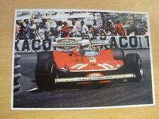 original Jody Scheckter