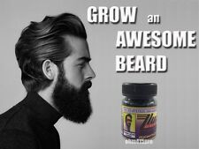 NATURAL FACIAL HAIR BEARD GROWTH CREAM FAST GROW MUSTACHE EYEBROW SIDEBURNS