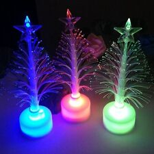 Christmas Xmas Tree Color Changing LED Light Lamp Home Party Decoration Auction