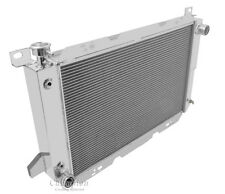 1985-1997 Ford F-350 Aluminum 3 Row Champion Radiator