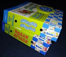 20mini PHONICS BOOKS~Im READING~LEVEL2~Snack Attack~Amazing Animal~LEARN to READ
