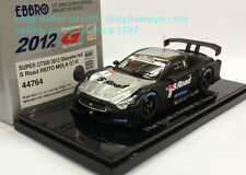 1/43 EBBRO 44764 NISSAN R35 GTR #1 S-ROAD 2012 SUPERGT OKAYAMA TEST model car
