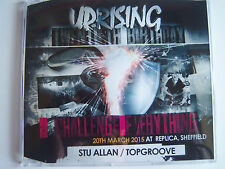 UPRISING - 20.03.15 -STU ALLAN / TOPGROOVE -  20th BIRTHDAY @ REPLICA, SHEFFIELD