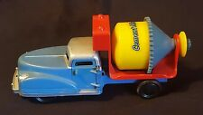 Vintage Renwal Cement Mixer truck toy collectible