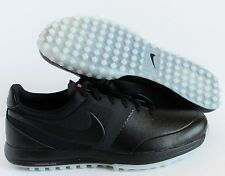 NIKE LUNAR MONT ROYAL BLACK-WHITE-PINK POW SZ 11 [652530-005]