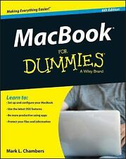 Macbook for Dummies® by Mark L. Chambers (2015, Paperback)