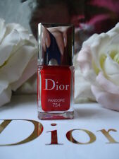 754 PANDORE Deep Red DIOR VERNIS GEL SHINE EXTREME WEAR NAIL VARNISH NEW NO BOX