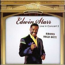 Live in Concert [Video] * by Edwin Starr (CD, Jul-2007, Soul Concerts)