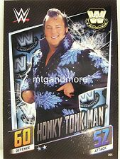 Slam Attax then now Forever - #201 Honky Tonk Man