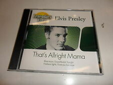 CD  That's Allright Mama  von Elvis Presley