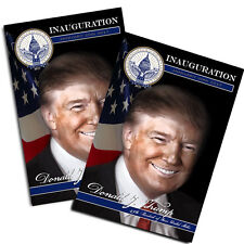 Two Donald Trump Inauguration 2017 45th President of the United States Posters