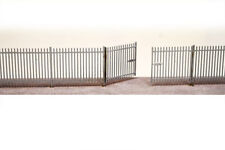 LASER CUT PALISADE SECURITY FENCING & GATES 1:50 SCALE DIECAST TRUCKS LX055-50