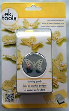 EK Tools Paper Layering punch Butterfly Papillon Mariposa 54-90020 5490020 NEW