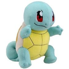 Pokemon XY 20cm Squirtle Plush Toy - Brand New Official TOMY Merchandise