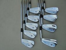 Mizuno MP 14 Forged Blade Iron Set Golf Club 2-P Right Hand Steel D Gold Shaft S