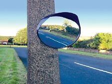 30cm Convex Blind Spot Mirror Outdoor Garage Driveway Security Motorhome RV
