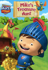 Mike the Knight: Mike's Treasure Hunt~New~5 Stories