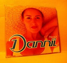 MAXI Single CD DANNII This Is It 4TR 1993 House