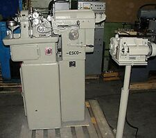 ESCO Escomatic Rotomatic DS-2 Swiss Automatic Screw Machine