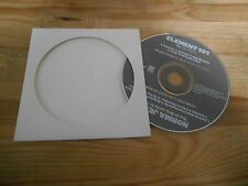 CD Punk Element 101 - Norma Jean Split EP (9 Song) Promo TOOTH AND NAIL cb