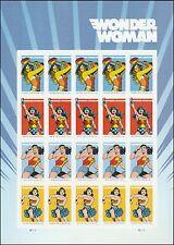 US 5147-5150 Wonder Woman forever sheet MNH 2016