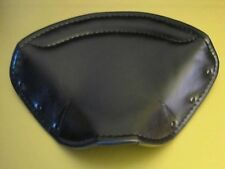 Lycett type large solo saddle seat cover bsa triumph norton matchless ajs enfiel