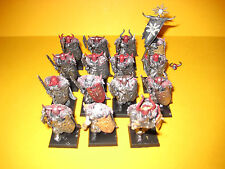 Age of Sigmar - Chaos - Slaves to Darkness - 15x Warriors - Chaoskrieger