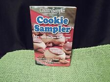 50+ COOKIE SAMPLER Recipes Cook Book-NEW Vol. 1 by Country Sampler Magazine 2014