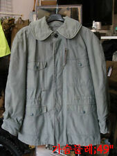 vintage m1960 us airforce cold weather parka med reg  with wool liner
