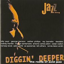 Diggin 'Deeper-the roots of acid jazz (1996) 1:ray Barretto, Billy paul, Mongo s