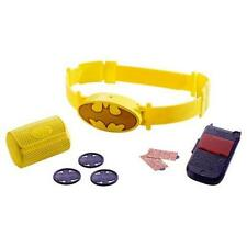 DC Super Hero Girls Licensed BATGIRL UTILITY BELT w/ Decoder SET Lights & Sounds