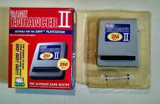 New! PlayStation Game Enhancer II With Mod Chip! Tons of Loaded GameShark Codes