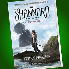 DIE SHANNARA CHRONIKEN (Band 2) | ELFENSTEINE | TERRY BROOKS (Buch)