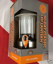 30 day LED lantern 1000 Lumen survival tool emergency camping hunting UST equip