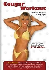 Joyce Vedral: Cougar Workout DVD Region ALL