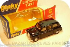 LONDON TAXI  DINKY TOYS  REF: 284 + boite