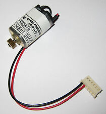 Canon DN22 Precision Quiet Motor with Gear - 12V DC Model Train Motor - 3200 RPM
