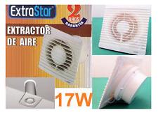 Aspiratore aria 17W da muro.Estrattore da parete per odori, fumo, bagno, WC.150