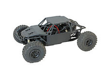 Luxury RC Black Aluminum Axial Yeti Body Panel Kit AX04027
