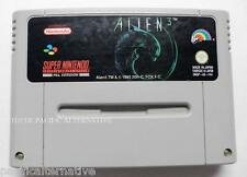 jeu ALIEN 3 super nes nintendo SNES game spiel juego gioco action ljn TBE