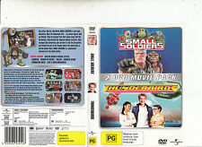 Small Soldiers-1998-Kirsten Dunst/Thunderbirds-[2 Disc]-2 Movie-DVD