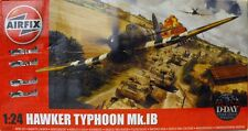 Airfix a19002 Hawker Typhoon in Scala 1/24 mk1b kit modello in plastica