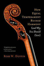 How Equal Temperament Ruined Harmony – (and Why You Should Care), Ross Duf