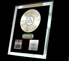 30 SECONDS TO MARS THIS IS WAR  MULTI (GOLD) CD PLATINUM DISC LP FREE P+P!