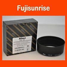 Original Nuevo Nikon HN-20 Parasol de rosca para objetivos AI-S 85mm f/1.4
