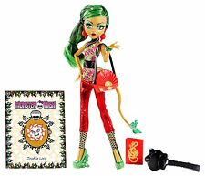 Monster High New Scaremester Jinafire Long Fashion Doll, New, Free Shipping