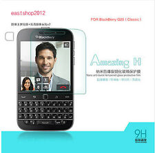 Premium Real Tempered Glass Film Screen Protector For Blackberry Classic Q20 NEW