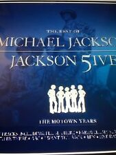 THE BEST OF MICHAEL JACKSON & THE JACKSON FIVE - GREATEST HITS CD
