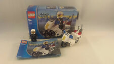 Lego Town City - 7235 Police Motorcycle